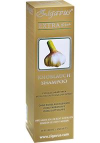 Zigavus Extra Plus Sarımsaklı Şampuan 450 ML